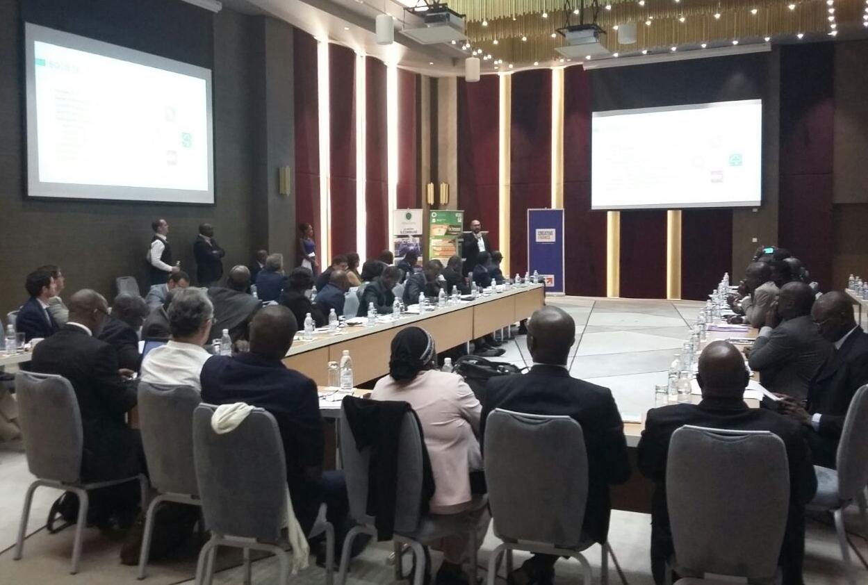Immergis colloque Abidjan SIG