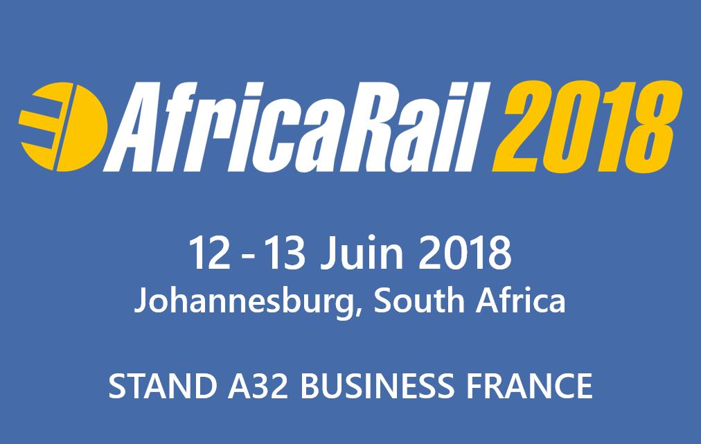 AfricaRail 2018_Titre
