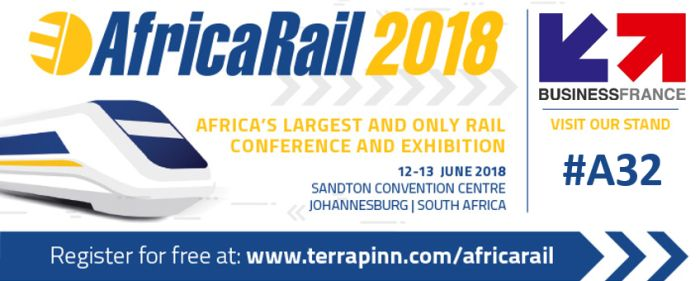 Business France at Africa Rail